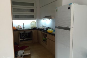 Cho thuê căn hộ chung cư N02 Yên Hòa, 76m2, 2 phòng ngủ, đầy đủ nội thất, 11 triệu/th