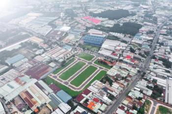 Đất nền sổ đỏ, xây dựng tự do pháp lý rõ ràng, mặt tiền đường Thuận An Hòa, bệnh viện Columbia