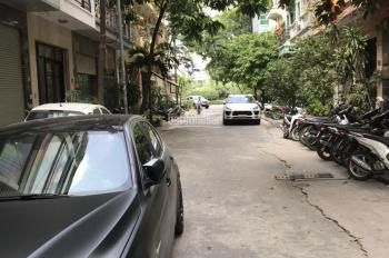 Cho thuê nhà riêng đường Phạm Hùng Mỹ Đình II, 120m x 7 tầng, mt 8m giá 85 triệu