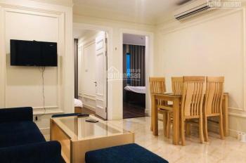 Cho thuê căn hộ đủ đồ 3 phòng ngủ, 2 Wc phố Đội Cấn - gần Vạn Bảo - Liễu Giai