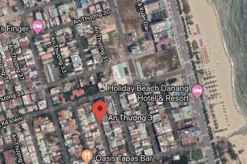 Bán gấp căn hộ 5 tầng, 10 phòng đường An Thượng 3, Mỹ An. DT: 90m2, giá 1 x tỷ