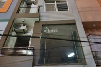 Cho thuê nhà ngõ Ngụy Như Kon Tum, Thanh Xuân. DT 60m2, 5 tầng, MT 4m, giá 20tr/tháng