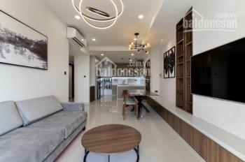 Cho thuê căn hộ Saigon Royal, 2 PN, đầy đủ nội thất giá 19 triệu/tháng. LH: 0909.722.728
