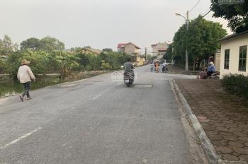Cần bán lô góc tại Đông Dư - Gia Lâm, 52m2, không lỗ phong thủy, đường ô tô tránh nhau