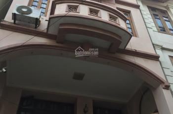 Cho thuê nhà phân lô Ngụy Như Kon Tum, Nhân Chính, Thanh Xuân, 60m2x 5T ngõ ô tô tránh, giá 19tr/th