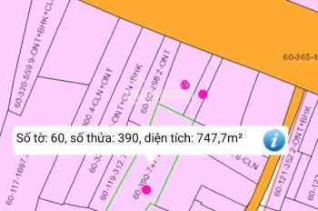 Cần bán lô đất 1000m2 giá 4.6 tỷ, mặt tiền Quốc Lộ 1A, xã Xuân Hòa, huyện Xuân Lộc, LH: 0901585545