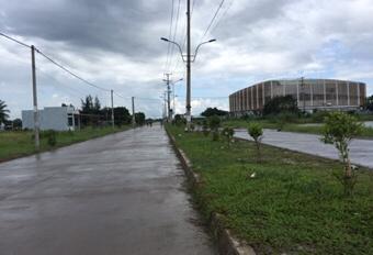 Cần bán lô đất có hai góc 2 mặt tiền tại khu đô thị mới Hoàng Phát, Bạc Liêu