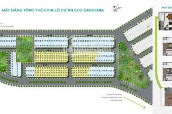 Mở bán đất nền Thủy Nguyên - Dự án Eco Gradenia - 0906.08.6832
