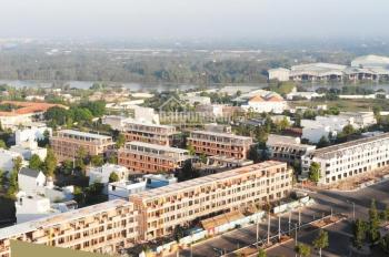 Bán đất ngay TTHC mới, mặt tiền Hùng Vương 50m, sổ 100%, nhận nền xây dựng ngay, giá 50tr/m2.