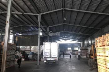 Cho thuê kho xưởng sản xuất mặt tiền đường Nguyễn Hữu Trí, thuộc Thị trấn Tân Túc, Bình Chánh