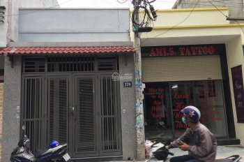 Nhà mới mặt tiền 229 đường Số 11, P. Bình Hưng Hòa, Q. Bình Tân, DT: 4x15m, đúc 1 lửng, giá 5 tỷ