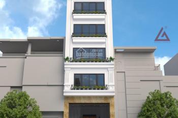 Bán nhà chính chủ mặt hồ Hạ Đình, diện tích 75m2, 9 tầng, xây mới, sổ đỏ chính chủ