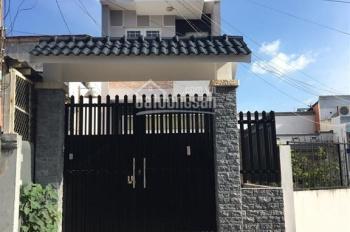 Bán nhà đẹp 4x28m mặt tiền đường Tân Thới Nhì 25, gần ngã 3 Hồng Châu, X. Tân Thới Nhì, Hóc Môn