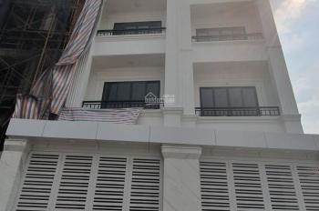 Bán gấp 2 căn nhà liền kề đường Kênh Tân Hóa, Q. Tân Phú 1 trệt, 3L, 7.2 tỷ/căn 4x15m