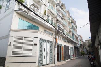 Cần bán nhà phố liền kề mới xây hẻm 2 xe hơi né nhau Phạm Văn Chiêu (4*14m) giá 6 tỷ 6