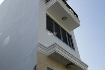 Nhà trệt 4 lầu, sổ hồng riêng, Nguyễn Oanh nối dài Hà Huy Giáp, Quận 12. LH: 0908.752.046
