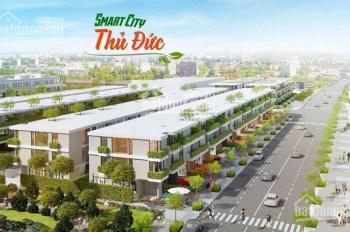 Sang gấp 3 nền đất KDC Smart City, Bình Chiểu, Thủ Đức. Giá chỉ 1,3tỷ/nền, SHR LH 0902767625