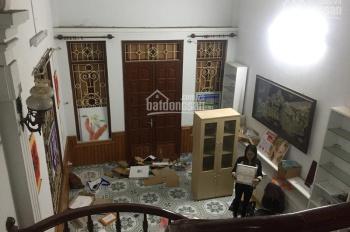 Nhà riêng ngõ phố Tương Mai, Giải Phóng DT 45m2 x 4T và gác lửng giá 10 triệu/tháng