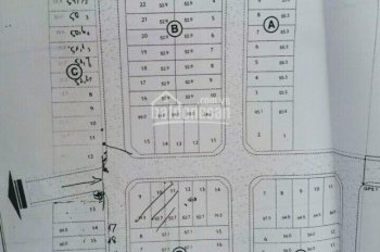 Cần bán lô đất thuộc KDC Sài Gòn New Land giá 43 triệu/m2