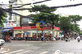 Cho thuê nhà góc 2 mặt tiền Nguyễn Chí Thanh. Quận 5, ngang 5m