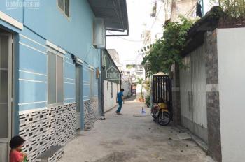 Bán trọ 10 phòng 200m2 đang kinh doanh, đường Nguyễn Văn Quá, Q12, Sổ hồng riêng, giá: 1,4 Tỷ