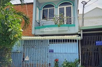 Bán nhà 1 trệt 1 lầu đường Nguyễn Ảnh Thủ, đường nhựa 8m, sổ hồng riêng