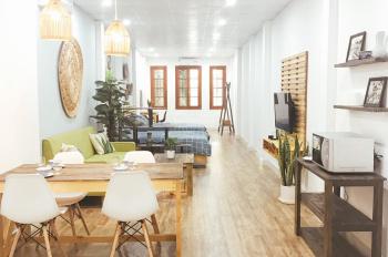 Chính chủ cho thuê căn hộ  Nguyễn Văn Cừ 80m2.1 ngủ.full nội thất:8 triệu:0829911592