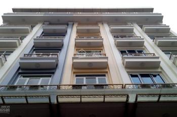 Cho thuê nhà mặt phố Mễ Trì Thượng - 60m2 x 7T, có thang máy, ĐH âm trần, LH 0987 560 669