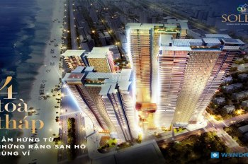 Chỉ 1,3 tỷ sở hữu căn hộ nghỉ dưỡng 5 sao Wyndham Soleil Ánh Dương Đà Nẵng - LH 0905.304.345