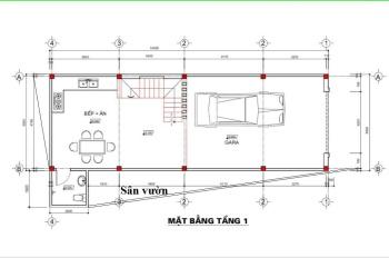 Bán Nhà Trang Quan,An Đồng,An Dương, Hải Phòng -Nhà mới xây thiết kế hiện đại, đường rộng 6m
