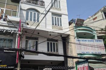 Bán nhà 2 mặt tiền trước sau Hoàng Văn Thụ, P. 4, Tân Bình, DT: 5 x 25m, 5 lầu, giá: 24 tỷ
