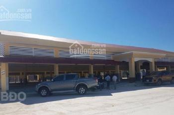 Sang phiếu lô đất chợ Gò Bồi - Tuy Phước 80m2, 110m2 (lô góc)