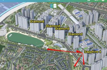 Căn 11 (3 phòng ngủ 100m2) tầng trung tòa S4.03 hot nhất toàn thị trường Vinhomes SmartCity Tây Mỗ