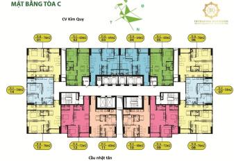 Bán căn hộ chung cư Intracom Đông Anh.Tầng 1808 DT 66m2. Giá bán 22tr/m2.LH 0979449965