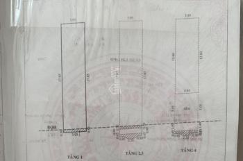 Bán nhà mặt tiền 848 Trần Hưng Đạo 2 chiều, 3 lầu, P7, Quận 5, 30 tỷ