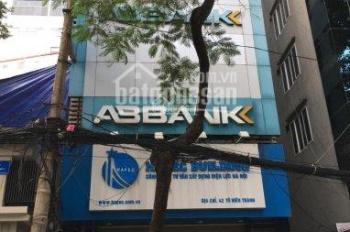 Cho thuê nhà MP Nguyễn Đình Chiểu-Vân Hồ 2: 90m2x6 tầng, MT 6,5m, có thang máy