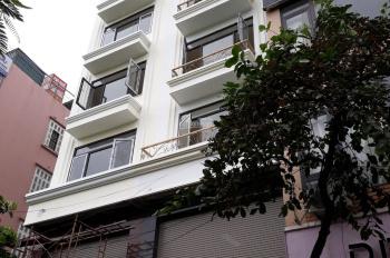 Cho thuê nhà 75m2 x 7T mặt phố Mễ Trì Thượng, liên hệ ngay 0865938660