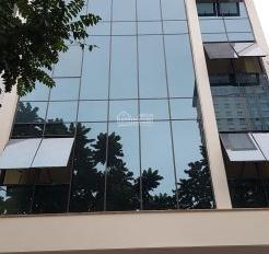 Mặt bằng cho thuê 70m2, mặt tiền 7.5m trong tòa 9 tầng cho thuê phố Khuất Duy Tiến, lưu thông chính
