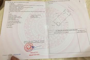 Cần bán lô đất mặt đường Thành Tô - Tràng Cát. 0966.922.788