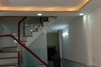 Chính chủ bán gấp nhà mới 1t1l đường Hà Huy Giáp Q12
