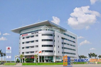 PKD của CĐT Toyota. Mỹ Đình, Nam Từ Liêm cho thuê 200m2 văn phòng mới hoàn thiện, LH: 0984330720