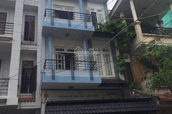 Chính chủ bán nhà 3 tầng mặt tiền đường Ni Sư Huỳnh Liên, P10 Tân Bình. DTCN 52m2