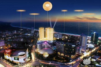 Hot - Nhận ngay 2 chỉ vàng khi mua căn hộ cao cấp 5* Vungtau Pearl chỉ từ 278tr (15%) LH 0973535369