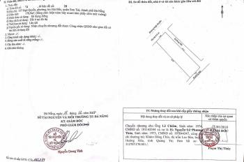 Đất 1 mặt tiền 2 mặt kiệt đường Ngô Quyền - P. An Hải Bắc - Sơn Trà - Đà Nẵng