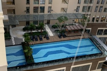Bán căn hộ The Tresor 1 phòng ngủ và 1 phòng chức năng, giá 3,75 tỷ bao hết