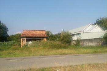 Cần bán đất thổ cư hết đất, mặt tiền đường Đỗ Đăng Tuyển, xã Nhuận Đức, Củ Chi