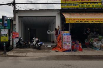 Cho thuê căn nhà phố thương mại đường 20m Tăng Nhơn Phú. Đối diện CĐ Công Thương