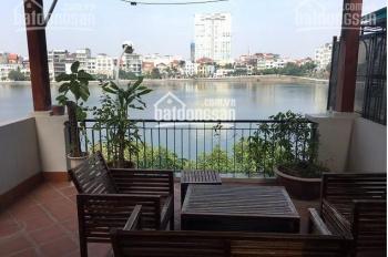 Nhà mặt phố Nguyễn Đình Thi, DTSD 325m2/5T, MT 6.5m, an sinh đỉnh cao, kinh doanh siêu tốt, 28 tỷ