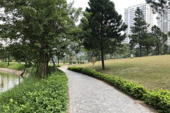 Căn hộ 3PN duy nhất tầng cực đẹp - view hồ Ngoại Giao Đoàn - công viên Hòa Bình - giá chỉ 31tr/m2