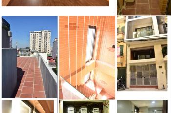 Cho thuê cả nhà chung cư mini 7 tầng mới xây xong với studio khép kín tại Võng Thị